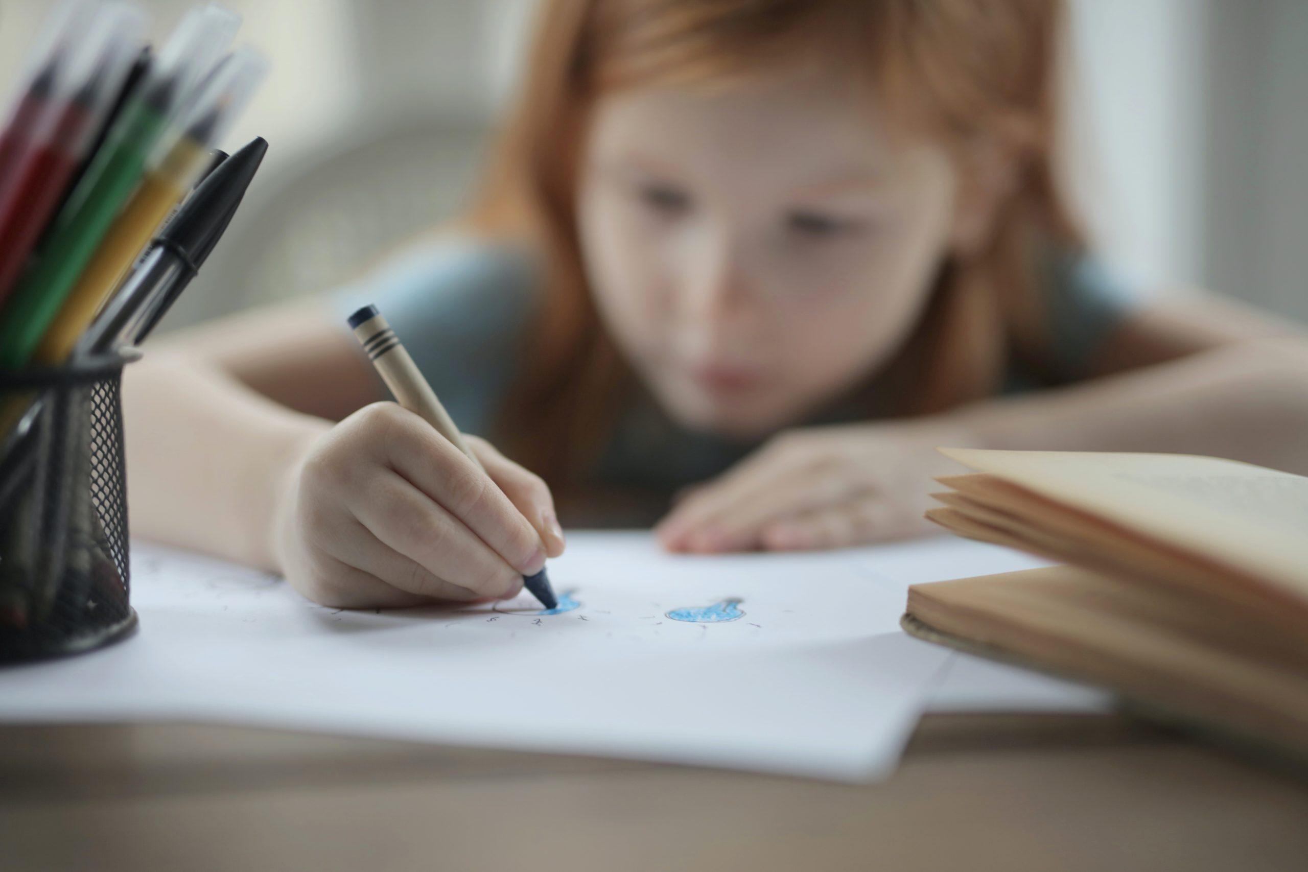 bambini compiti per le vacanze